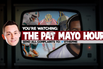 Our most recent appearance on The Pat Mayo Show